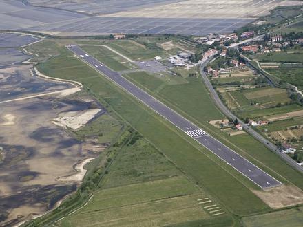 Aerodrom Portorož - Letališče Portorož, Obala