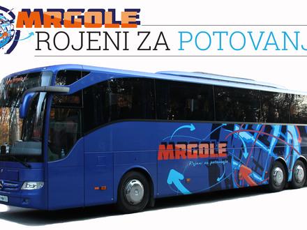 Busbeförderungen Mrgole, Sevnica