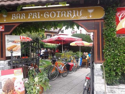 Bar Gotar, Kobarid