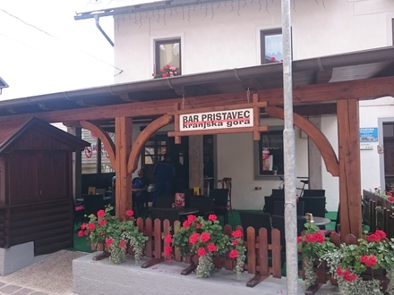 Bar Pristavec, Julijske Alpe