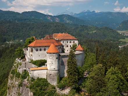 The Bled castle, Bled