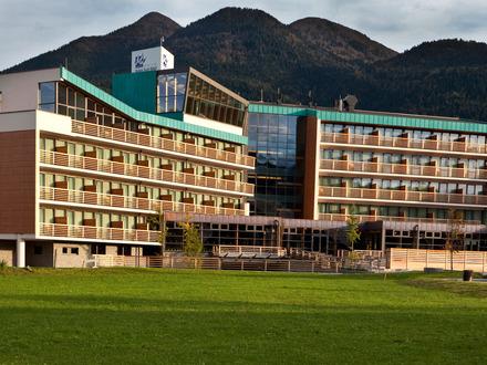 Bohinj Eco Hotel, Die Julischen Alpe