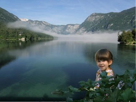 BOOA Zimmer Irena, Die Julischen Alpe