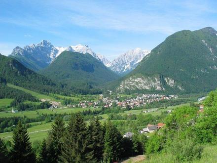 Camping Kamne, Julian Alps