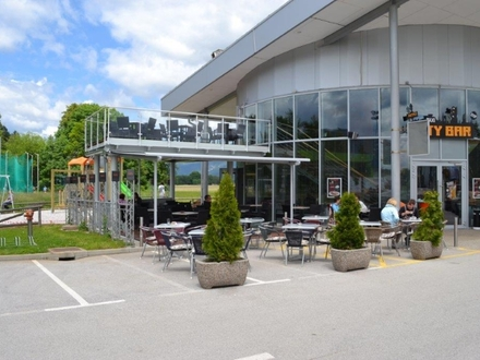 City bar Radovljica, Alpi Giulie