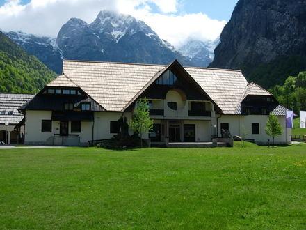 Baita Trenta, Valle dell' Isonzo