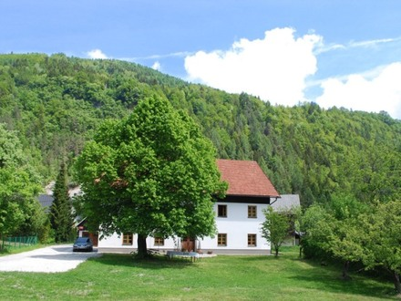 Homestead Trata, Julian Alps