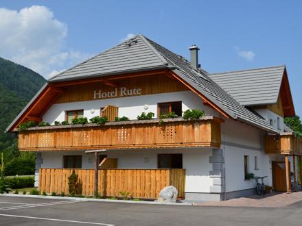 Garni Hotel Rute, Die Julischen Alpe