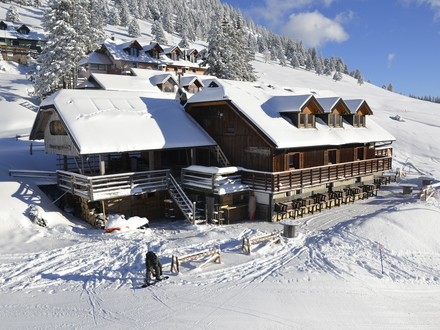 EcoTurismo Viženčar, Alpi Giulie