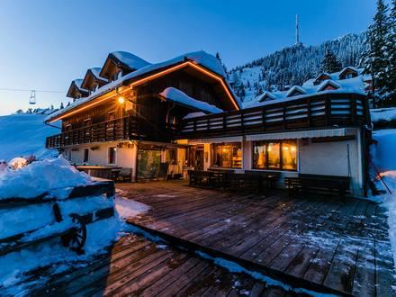 ÖkoTourismus Viženčar, Die Julischen Alpe
