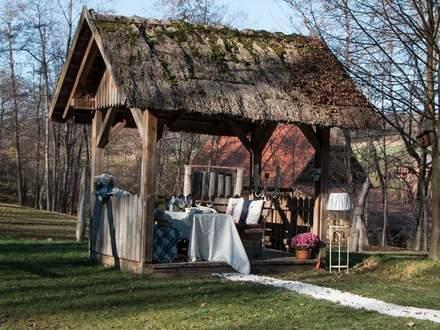 Hide-away cottage, Prekmurje