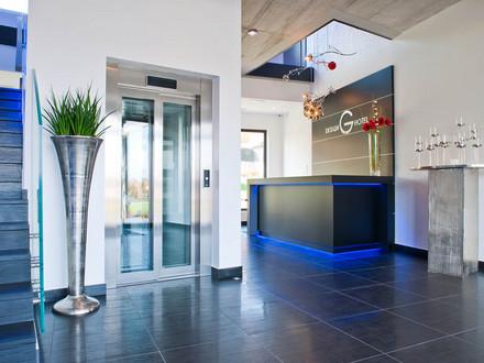 G design hotel ljubljana und umgebung for Gunstige designhotels