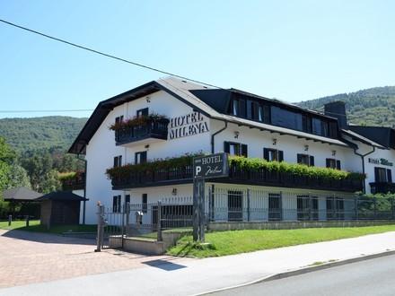 Garni hotel Milena, Maribor und das Pohorjegebirge mit Umgebung
