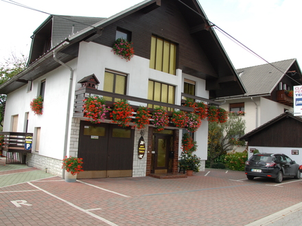 Garni Pension Tereza, Bled