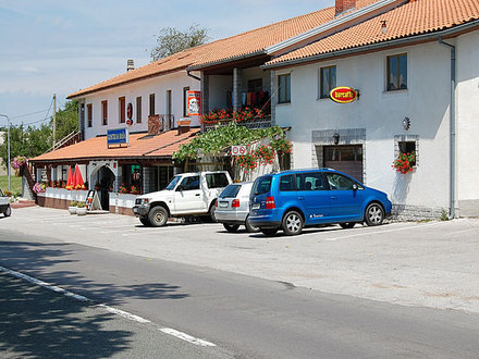 Gasthaus Baša, Kozina
