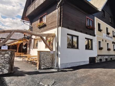 Restaurant Bohinj, Die Julischen Alpe