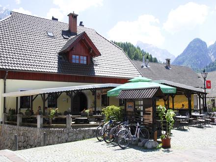 Restaurant Cvitar, Julian Alps