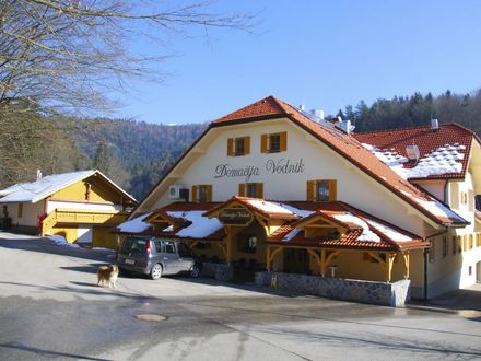 Gostilna domačija Vodnik , Julijske Alpe