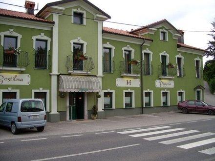 Gostilna in pizzeria Herman, Pivka
