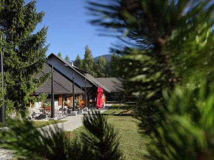 Trattoria e pizzeria Bor, Alpi Giulie