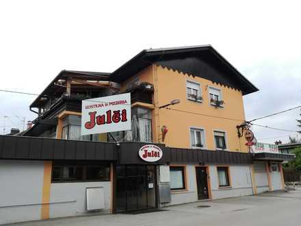 Gostilna in pizzerija Julči, Ljubljana z okolico