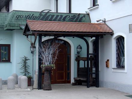 Gostilna Janežič, Ljubljana z okolico