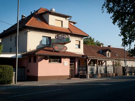 Restaurant Metliški hram, Ljubljana