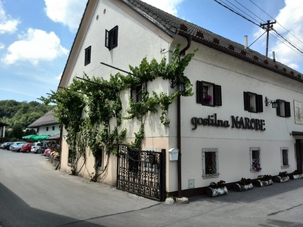 Restaurant Narobe, Ljubljana and its Surroundings