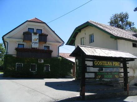 Gostilna Pirc Rova, Ljubljana z okolico
