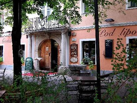 Restaurant Lipa, Ljubljana and its Surroundings