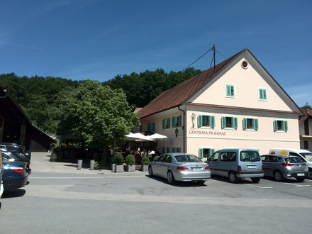 Restaurant Pr' Kopač, Ljubljana and its Surroundings