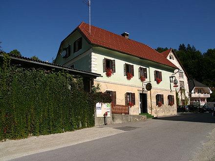 Gasthaus Pri Bevcu, Ljubljana und Umgebung
