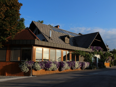 Restaurant pri Boštjanu, Julian Alps