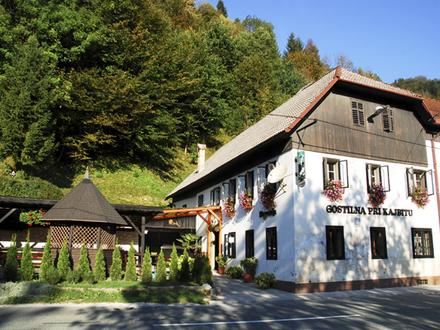 Gostilna Pri Kajbitu, Julijske Alpe