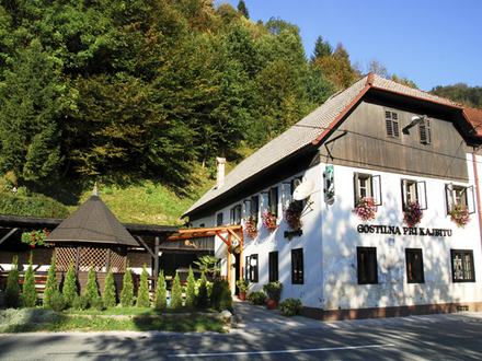 Trattoria Pri Kajbitu, Alpi Giulie