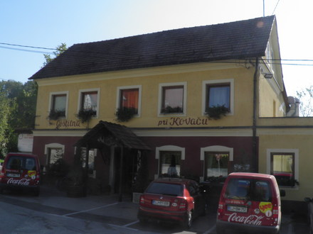 Restaurant pri Kovaču, Ljubljana and its Surroundings