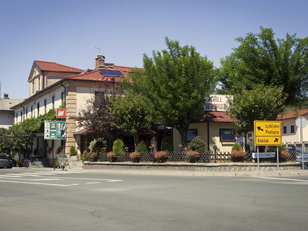 Inn at Matetu, Ilirska Bistrica