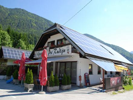 Gostilna Pri Rudiju, Julijske Alpe