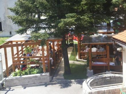 Gasthaus Prunk, Slowenien Küste und Karst