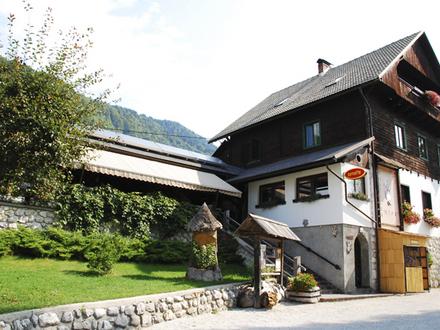 Restaurant Rupa, Julian Alps