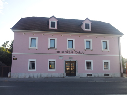 Gostilna Ruski car, Ljubljana z okolico