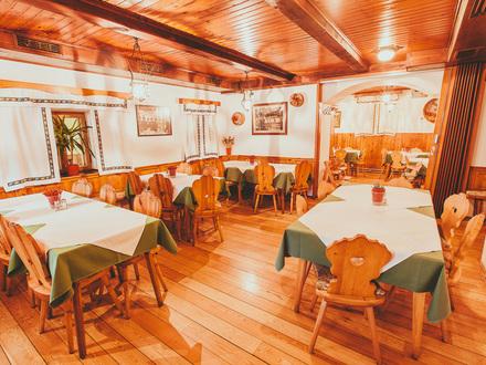 Gasthaus Šurc, Die Julischen Alpe