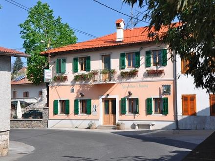 Gasthaus Tomaj, Slowenien Küste und Karst