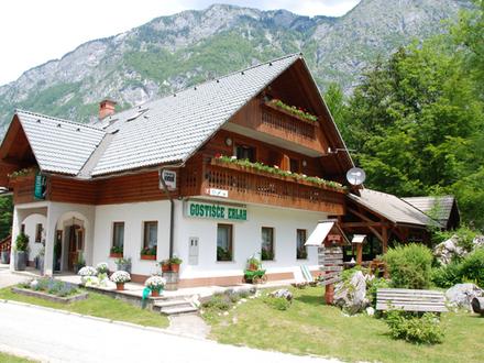 Pensione Erlah - trattoria, Alpi Giulie