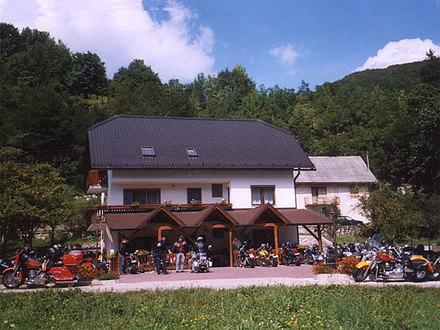 Gaststätte Hedvika - Zimmer, Bovec