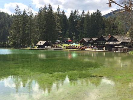The Lakeside Inn , Julian Alps