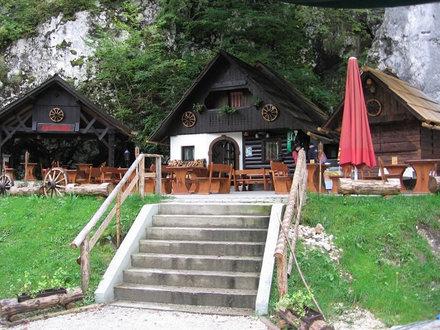 Locanda Pod Skalco, Alpi Giulie