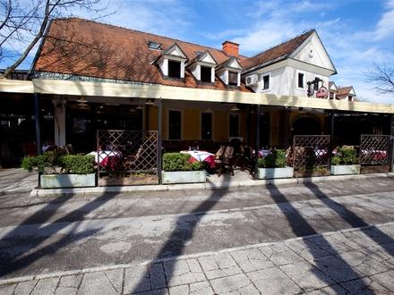 Restaurant Portal, Ljubljana und Umgebung