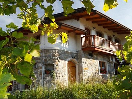 Gaststätte pri Marjotu, Goriška brda