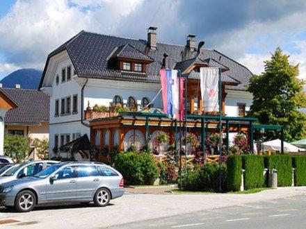 Gaststätte Tulipan - Zimmer, Die Julischen Alpe